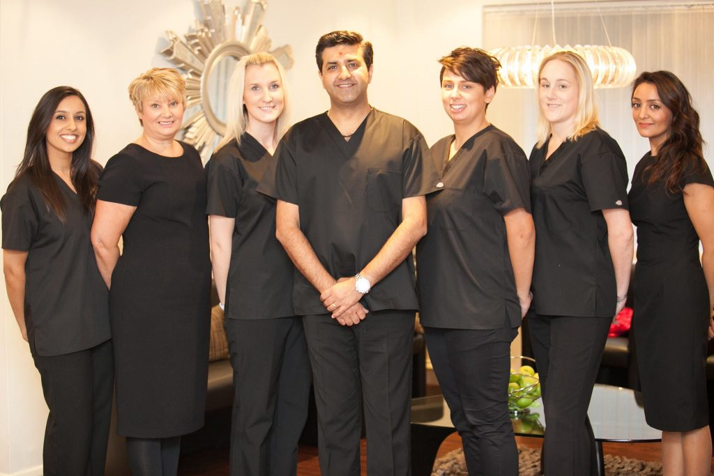 cosmetic dentist leicester corby kettering
