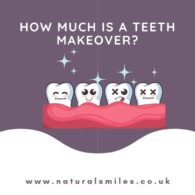 How much is a Teeth Makeover