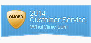 2014 Customer Service Award